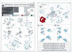 Eduard-53187-HMS-Hood-pt.-1-AA-guns-rocket-launchers-01-8-300x218 Eduard 53187 HMS Hood pt. 1 AA guns rocket launchers 01 (8)