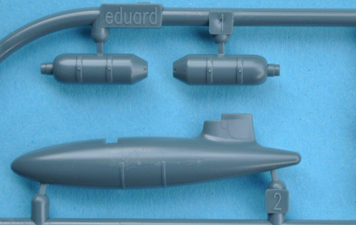 Eduard-7441-F6F-3-16 F5F-3 Hellcat WEEKEND von Eduard 1:72 #7441