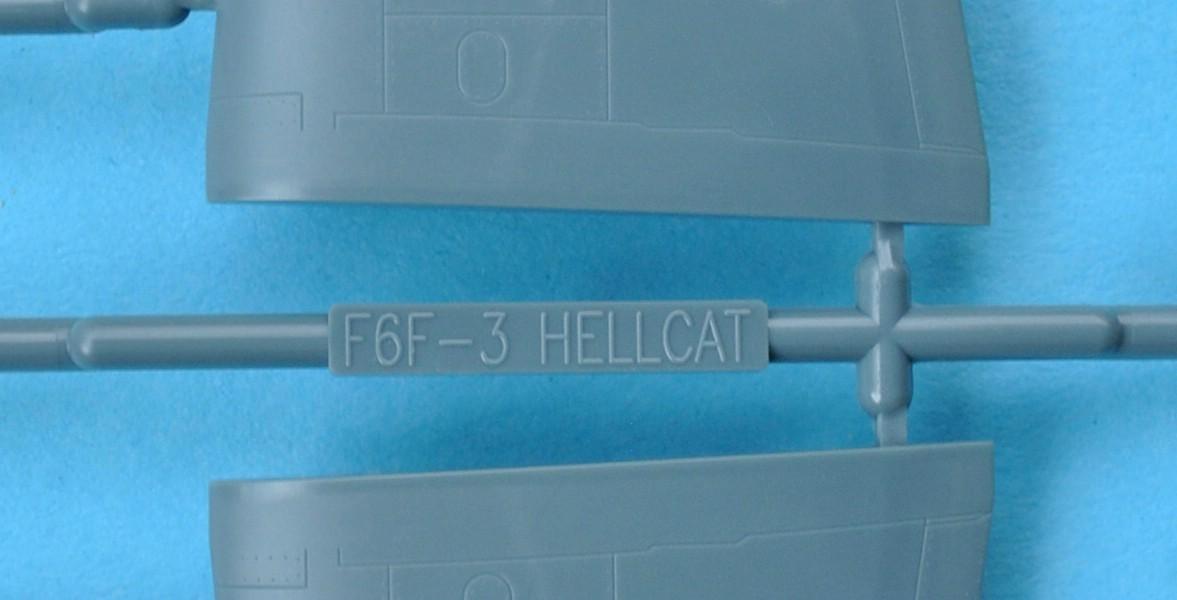 Eduard-7441-F6F-3-31 F5F-3 Hellcat WEEKEND von Eduard 1:72 #7441