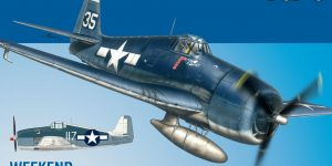 F5F-3 Hellcat WEEKEND von Eduard 1:72 #7441
