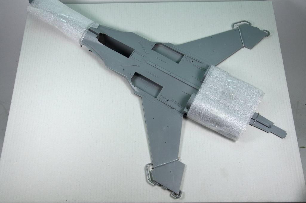 HobbyBoss_Su-34_006 Su-34 Fullback Fighter-Bomber - Hobby Boss 1/48  ---  #81756