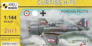 Curtiss H-75 in 1:144 von Mark I Models ( MKM 14467)