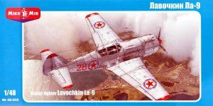 Lawotschkin La-9 von MikroMir 48005