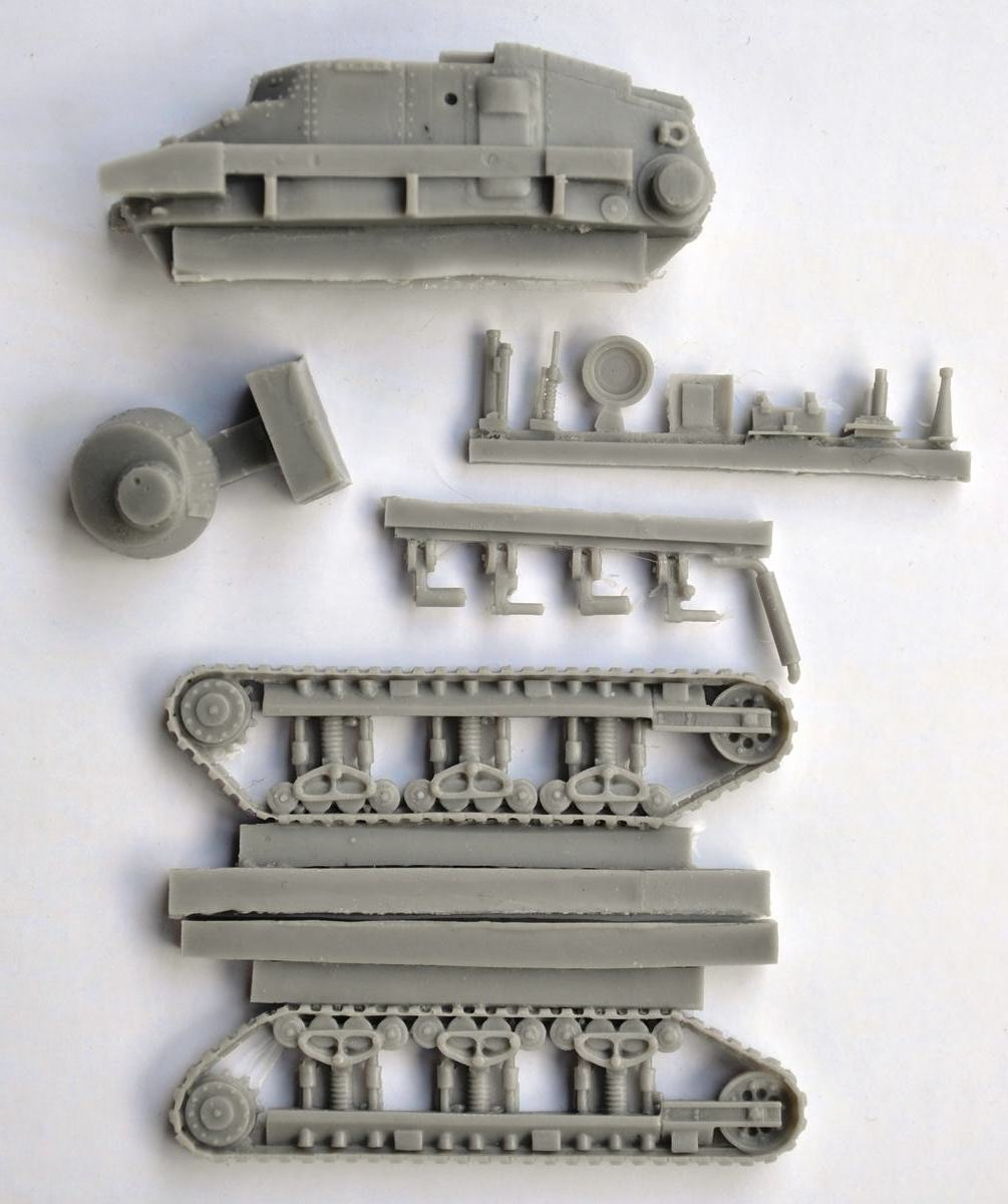 Modell-Trans-MT-72809-Renault-NC-27-Otsu-Gata-2 Renault NC-27 und Otsu-Gata in 1:72 von ModellTrans # 72809
