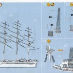 Revell-05422-Teaclipper-Cutty-Sark-15-150x150 Teaclipper Cutty Sark in 1:96 Revell (# 05422)