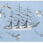 Revell-05422-Teaclipper-Cutty-Sark-18-150x150 Teaclipper Cutty Sark in 1:96 Revell (# 05422)