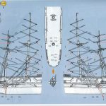 Revell-05422-Teaclipper-Cutty-Sark-27-150x150 Teaclipper Cutty Sark in 1:96 Revell (# 05422)