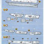 Revell-05422-Teaclipper-Cutty-Sark-60-150x150 Teaclipper Cutty Sark in 1:96 Revell (# 05422)