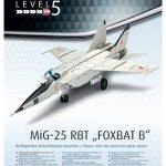Revell_MiG-25_RBT_31-150x150 MiG-25 RBT - Revell 1/48  ---  #03931