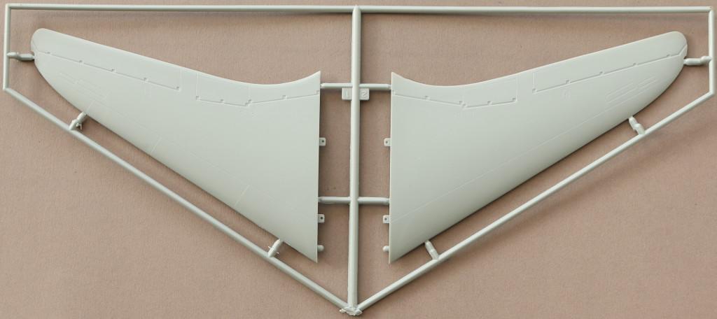 Tragflächen-1 Horten Ho229A-1 Flying Wing 1:48 Dragon (#5505)