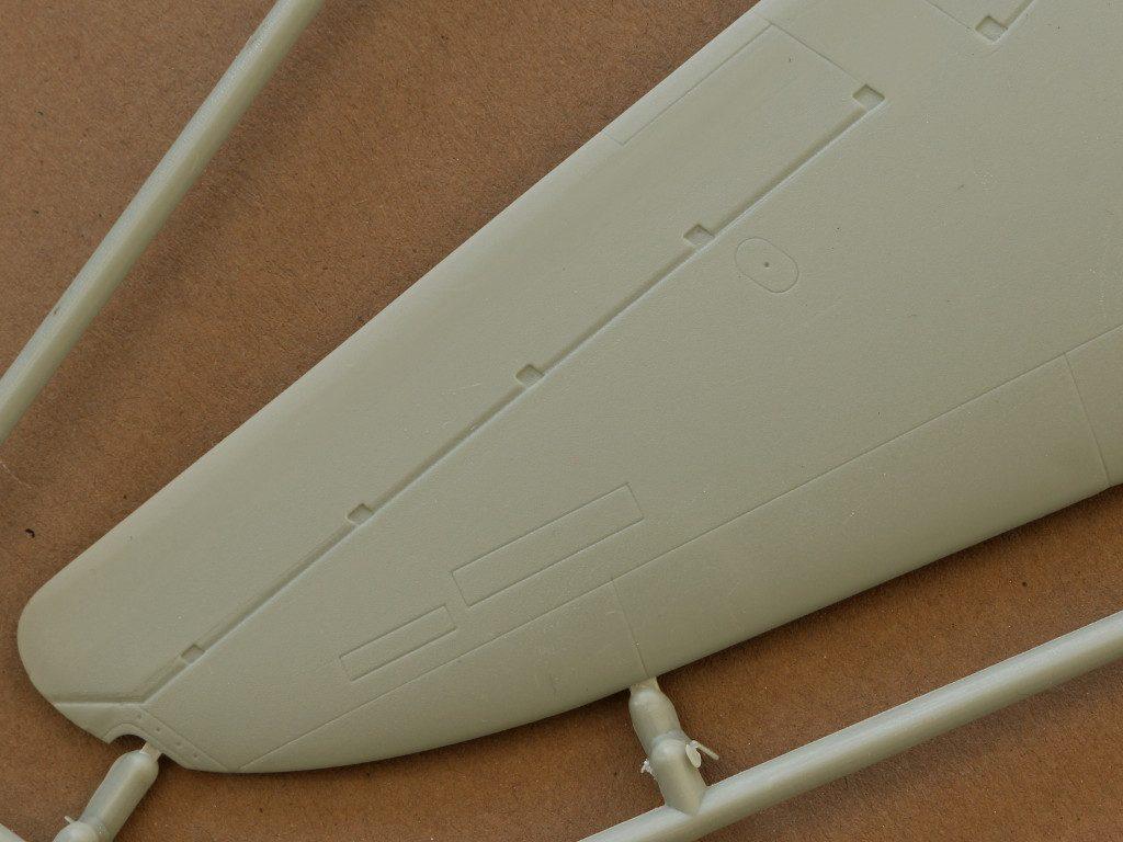 Tragflächen-3-1024x768 Horten Ho229A-1 Flying Wing 1:48 Dragon (#5505)