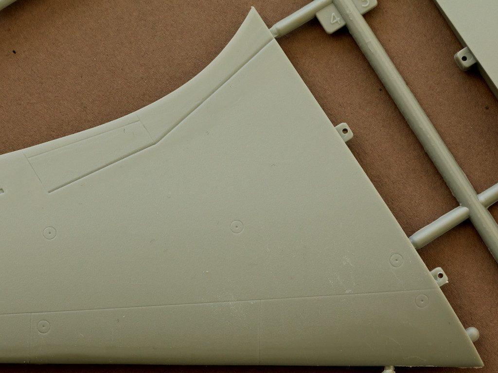Tragflächen-4-1024x768 Horten Ho229A-1 Flying Wing 1:48 Dragon (#5505)