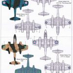 XTRADecal-X48158-Gloster-Meteor-F.8-Collection-Pt-5-150x150 Gloster Meteor F.8 Collection Part 1 von XTRADECAL Artikelnummer  X 48158