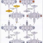 XTRADecal-X48158-Gloster-Meteor-F.8-Collection-Pt-6-150x150 Gloster Meteor F.8 Collection Part 1 von XTRADECAL Artikelnummer  X 48158