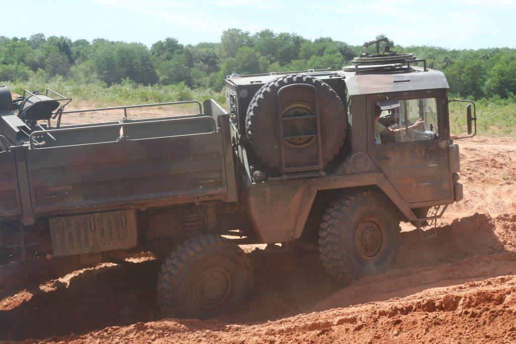 Action1-1024x683 7. Int. Militärfahrzeugtreffen der RAG 6014 vom 06. - 09.07.2017