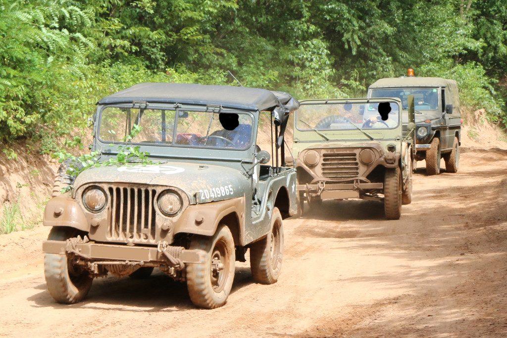 Action12-1024x683 7. Int. Militärfahrzeugtreffen der RAG 6014 vom 06. - 09.07.2017
