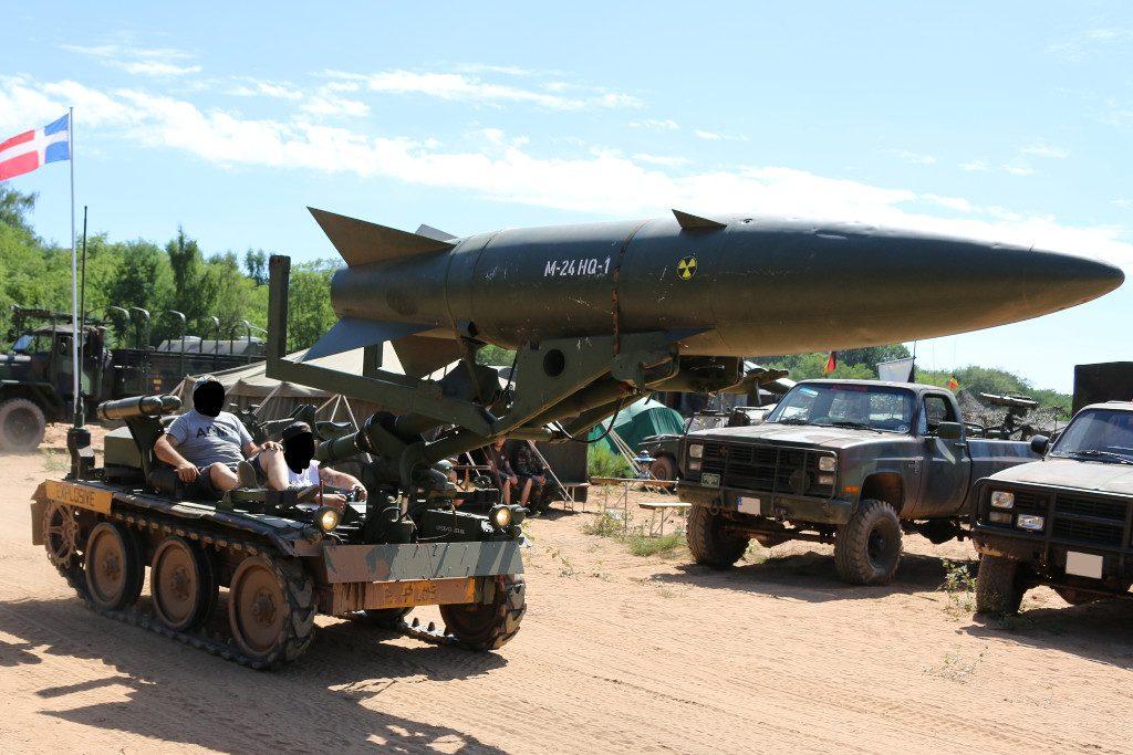 Action3-1024x683 7. Int. Militärfahrzeugtreffen der RAG 6014 vom 06. - 09.07.2017