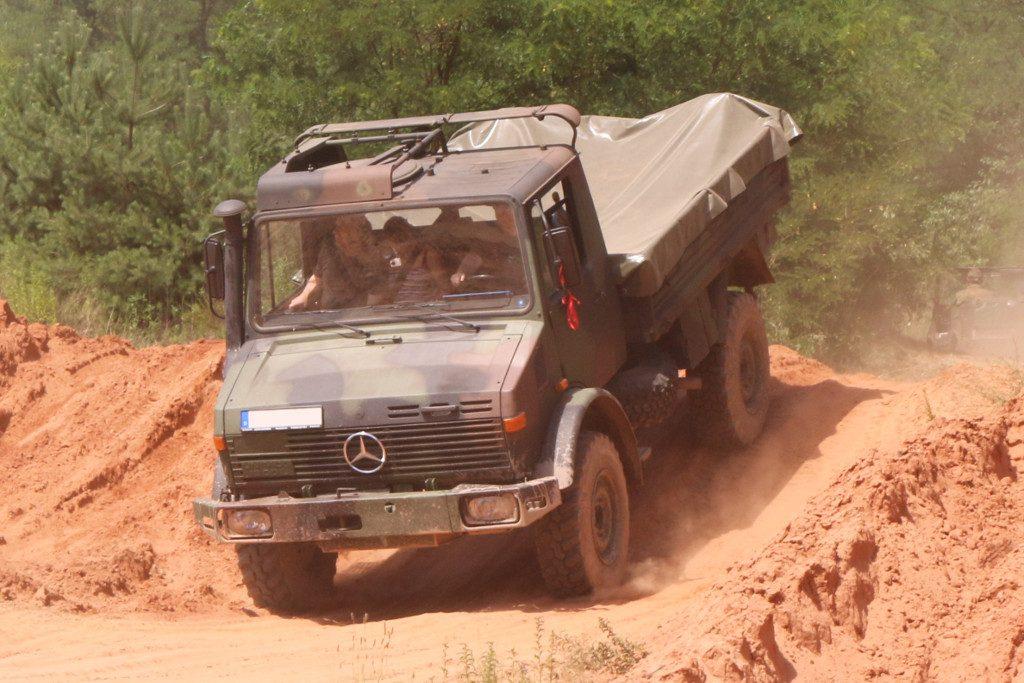 Action6-1024x683 7. Int. Militärfahrzeugtreffen der RAG 6014 vom 06. - 09.07.2017