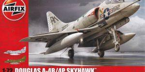 Douglas A-4B Skyhawk in 1:72 von Airfix A03029
