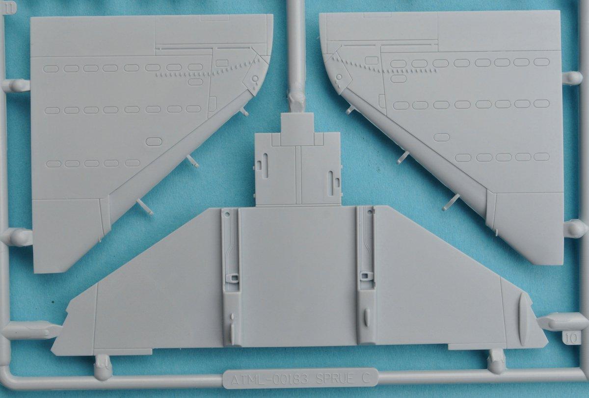 Airfix-A03029-Douglas-A-4B-Skyhawk-22 Douglas A-4B Skyhawk in 1:72 von Airfix A03029