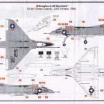 Airfix-A03029-Douglas-A-4B-Skyhawk-4-150x150 Douglas A-4B Skyhawk in 1:72 von Airfix A03029