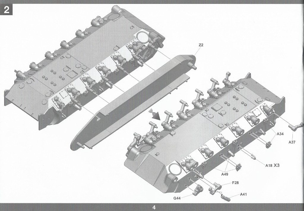 Anleitung05-1024x711 M47/G Patton 1:35 Takom (#2070)