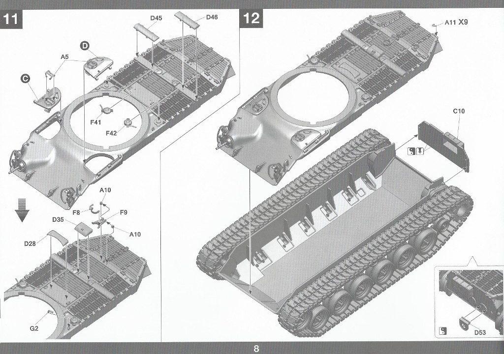 Anleitung09-1024x720 M47/G Patton 1:35 Takom (#2070)