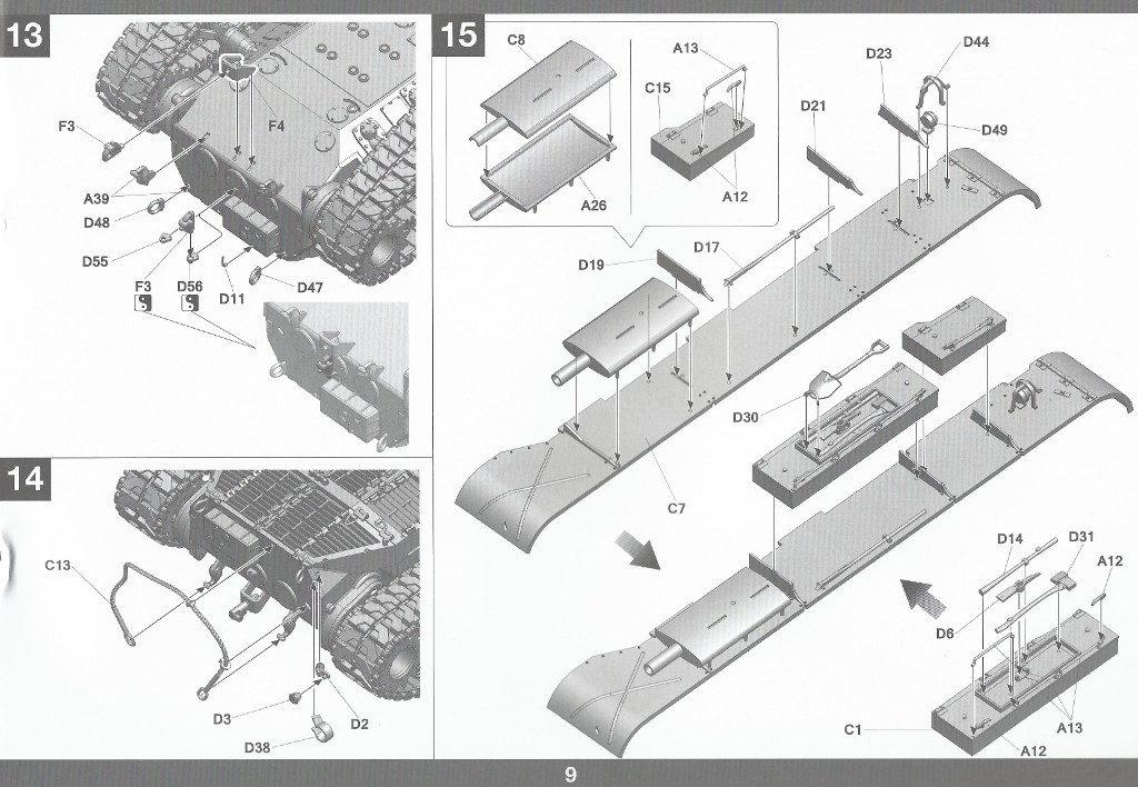 Anleitung10-1024x708 M47/G Patton 1:35 Takom (#2070)