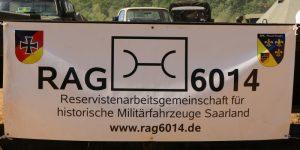 7. Int. Militärfahrzeugtreffen der RAG 6014 vom 06. – 09.07.2017