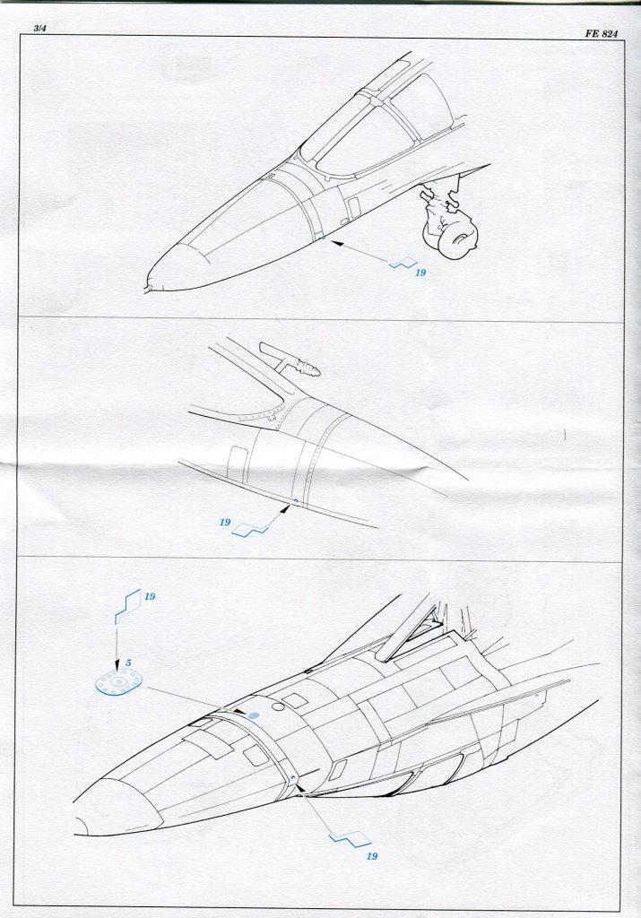 Eduard_Su-34_ZOOM_04 Eduard-Zubehör für die Su-34 von Hobby Boss TEIL 2 - 1/48