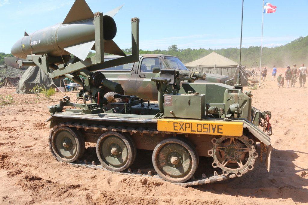 Fzg13-1024x683 7. Int. Militärfahrzeugtreffen der RAG 6014 vom 06. - 09.07.2017