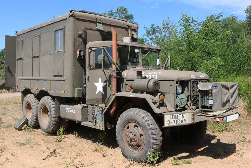 Fzg16-1024x683 7. Int. Militärfahrzeugtreffen der RAG 6014 vom 06. - 09.07.2017