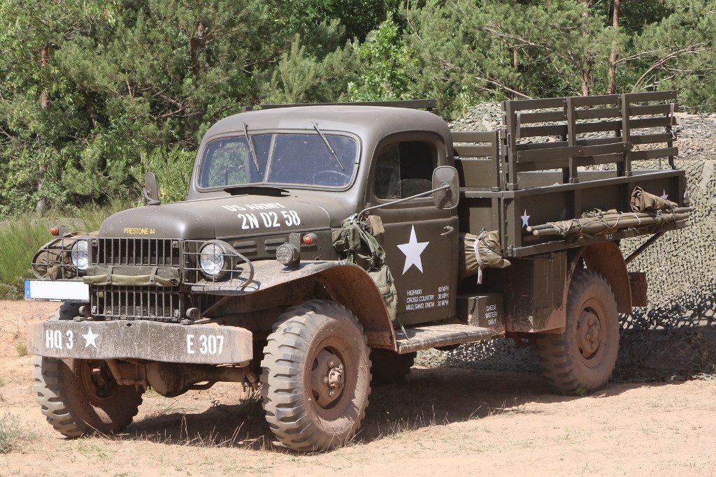 Fzg17-1024x683 7. Int. Militärfahrzeugtreffen der RAG 6014 vom 06. - 09.07.2017