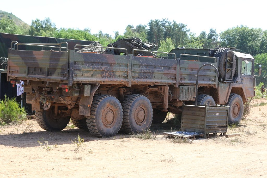 Fzg18-1024x683 7. Int. Militärfahrzeugtreffen der RAG 6014 vom 06. - 09.07.2017