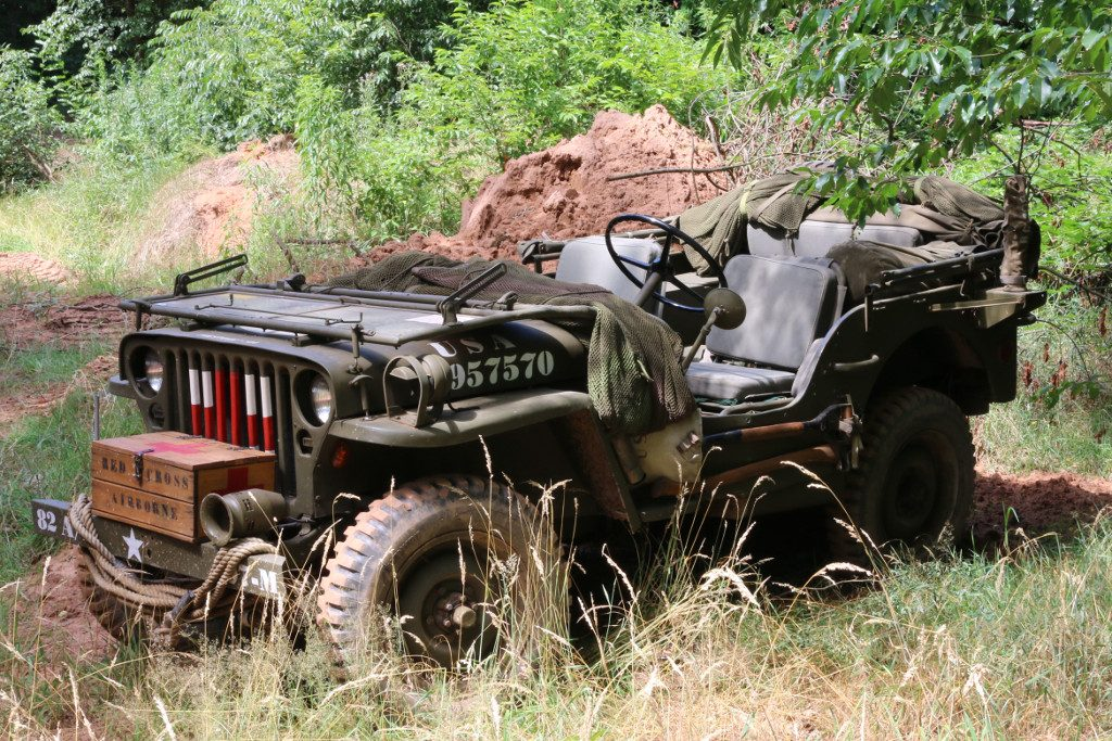 Fzg23-1024x683 7. Int. Militärfahrzeugtreffen der RAG 6014 vom 06. - 09.07.2017