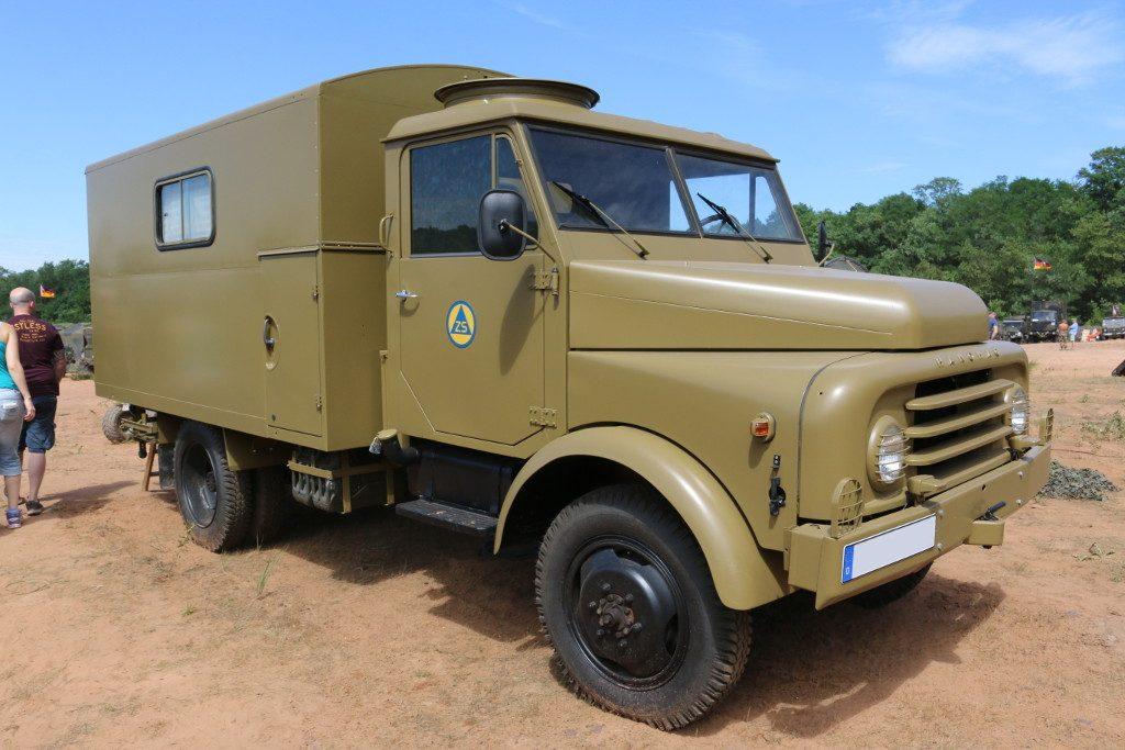 Fzg25-1024x683 7. Int. Militärfahrzeugtreffen der RAG 6014 vom 06. - 09.07.2017