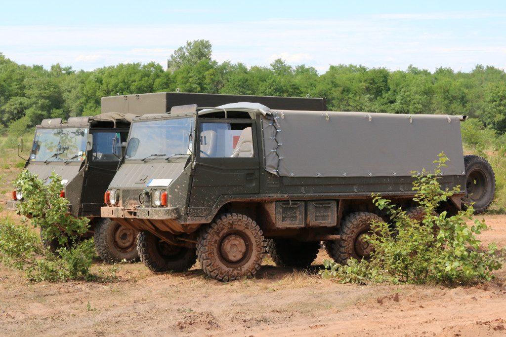 Fzg28-1024x683 7. Int. Militärfahrzeugtreffen der RAG 6014 vom 06. - 09.07.2017