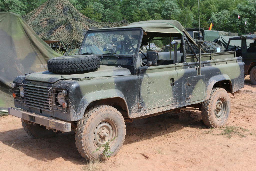Fzg29-1024x683 7. Int. Militärfahrzeugtreffen der RAG 6014 vom 06. - 09.07.2017