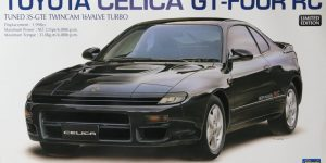 Toyota Celica GT-FOUR RC – Hasegawa 1/24 —  20255