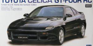 Toyota Celica GT-FOUR RC – Hasegawa 1/24 —  20255
