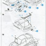 Hasegawa_Celica-GT_27-150x150 Toyota Celica GT-FOUR RC - Hasegawa 1/24 ---  20255