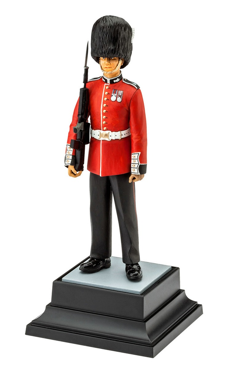 Revell-02800-Queen´s-Guard-2 Figuren 1:16 von Revell (ICM)