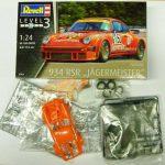 Revell-07031-Porsche-934-RSR-Jägermeister-14-150x150 Porsche 934 RSR Jägermeister / Vaillant von Revell in 1:24