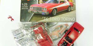 `76 Ford Torino von Revell in 1:25( 07038 )