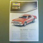 Revell-07038-Ford-Torino-Starsky-Hutch-20-150x150 `76 Ford Torino von Revell in 1:25( 07038 )
