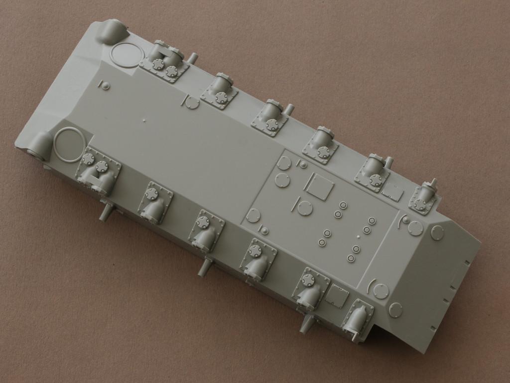 Unterwanne M47/G Patton 1:35 Takom (#2070)