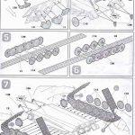 Zvezda-5023-Königstiger-Ausf.-B-mit-henschelturm-7-150x150 Königstiger Ausf. B (Henschelturm) in 1:72 von Zvezda ( 5023)