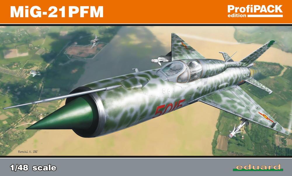 8237xxxx_z1 Galerie-Beitrag MiG-21 PFM  -  Eduard 1/48