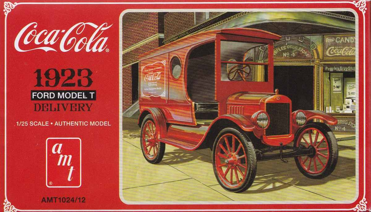 AMT-1923-Ford-Model-T-Delivery-Van-7 Ford Model T Delivery Van von AMT (Round 2) in 1:24