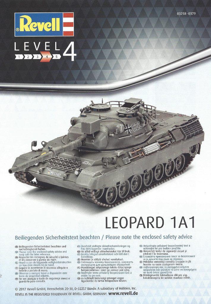 Anleitung01-711x1024 Leopard 1A1 1:35 Revell (#03258 )